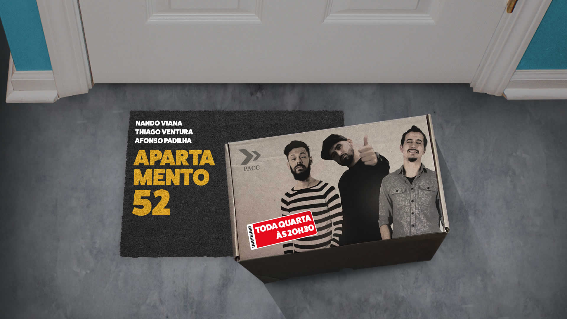 Comedy Club inaugura no Pátio 24
